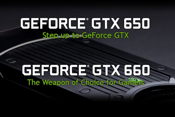 The launch of the new cards – GeForce GTX 660 and GeForce GTX 650 is ...